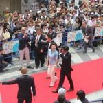 沖縄国際映画祭【レッドカーペット】国際通りの場所取りならココがおすすめ!